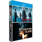 Inception + Shutter Island - �dition Limit�e - Blu-Ray de Nolan Christopher