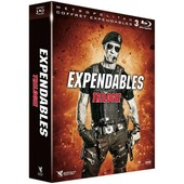 Expendables : Trilogie - Blu-Ray de Sylvester Stallone