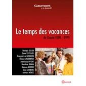 Le Temps Des Vacances de Claude Vital