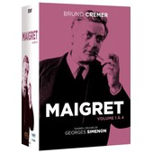 Maigret - Volume 1 � 4 de Jose Pinheiro