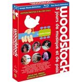 Woodstock - 3 Jours De Musique Et De Paix - �dition Limit�e - Blu-Ray de Michael Wadleigh