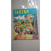 N� 44 Tarzan Tout En Couleurs de Ed.R. BOURROUGHS