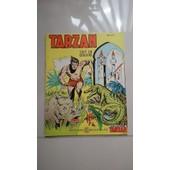 N�45 Tarzan Tout En Couleurs de Ed.R. BURROUGHS