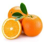 Autocollant Sticker Voiture Moto Deco Fruit Orange Cuisine Frigo