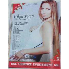 poster a4 hélène ségara