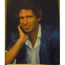 Rolling Stones - Keith Richards poster