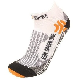 Chaussettes De Running X-Socks Speed One Blc Running Blanc 13994