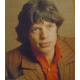 Rolling Stones mick jagger poster