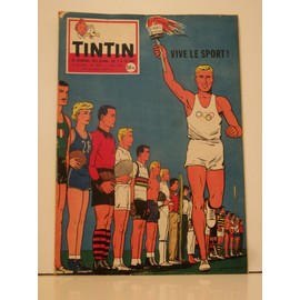 Tintin N� 497 : Du 01/05/1958 - Vive Le Sport !