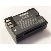Batterie Li-Ion 1600mAh (7.4V) INTENSILO pour cam�ra vid�o cam�scope Olympus E-1, E-3, E-30, E-300, E-330, E-500, E-510, E-520 comme PS-BLM1.