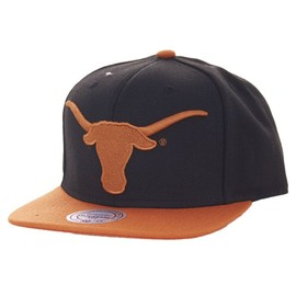 Mitchell & Ness Snapback Casquette - University Of Texas