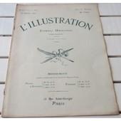 L'illustration N�3736 Du 10/10/1914-La Neutralit� Hollandaise-M. Poincar� Aux Arm�es-L'arm�e Serbe Victorieuse-Ravages Du Bombardement � Reims-Mme Macherez