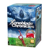 Xenoblade Chronicles Collector Pack Avec Manette Classique Rouge