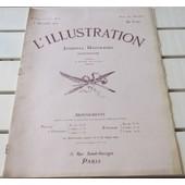 L'illustration N�3744 Du 5/12/1914-Quartier G�n�ral Du G.Joffre- Destruction D' Ypres- Pr�sident Poincar� Aux Arm�es- Vie Souterraine Dans Les Villes Bombard�es De L' Argonne � L' Alsace - Etc...