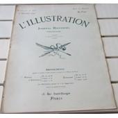 L'illustration N�3745 Du 12/12/1914- Visite Du Roi George V � Ses Alli�s Et Aux Troupes- Le Service M�dical Aux Avant-Postes- Le G�n�ral Joffre � Thann- Canons De Campagne : Le 75 Et Le 77- Etc...