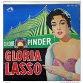 Gloria Lasso Cirque Pinder - Gloria Lasso