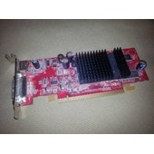 carte graphique ATI E-G012-05-1638(B) Radeon X600 128 Low Profile DVI PCI Express Video Card