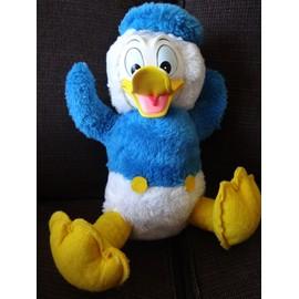 Ancienne Peluche Donald