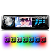 Autoradio Dvd Moniceiver Usb Sd Xm-Dvb3007 / Bluetooth + Cd/Dvd + Sd + Usb + Mpeg4 + Aux-In + Rear-Camera