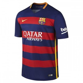 Maillot Nike Fc Barcelona Stadium Home 2015/2016 - 658794-422