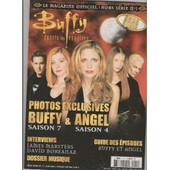 Le Magazine Officiel Buffy Contre Les Vampires Hors-S�rie N� 1 : Photos Exclusives Buffy & Angel
