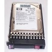 Disque dur HP SAS 300Go 10K 2,5