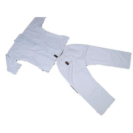 Kimono De Judo Fuji Sport Judo Entrainement Gdr Gt Blanc 22219