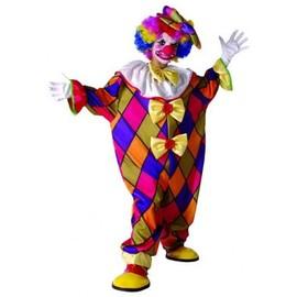D�guisement Clown Enfant, Taille 7 � 9 Ans