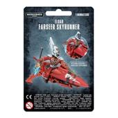 Warhammer 40,000 ( 40k ) - Eldar Farseer Skyrunner (46-19)