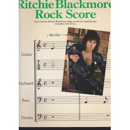 Ritchie Blackmore: Rock Score