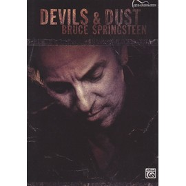 SPRINGSTEEN BRUCE DEVILS AND DUST GUIT. TAB.
