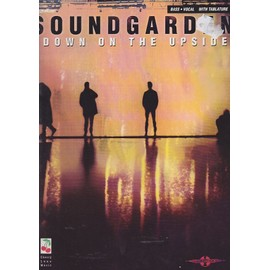 Soundgarden Down on the Upside - bass vocal with tab - Play It Like it Is - basse edition