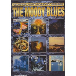 The Moody Blues - Authentic Guitar Tab (Guitar Anthology Series) - partition