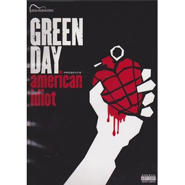 Green Day : American Idiot Guitar TAB