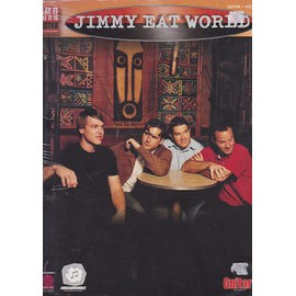 Jimmy Eat World: Guitar, Vocal