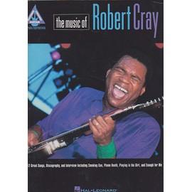 The Music of Robert Cray - guitar tab