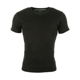 Tee-Shirts Manches Courtes Hommes Crossby Noir