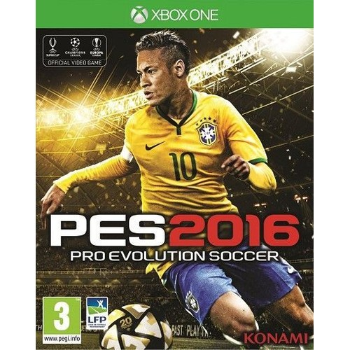 Pro Evolution Soccer 2016 Day One Edition Xbox One