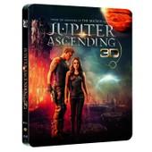 Jupiter Ascending Steelbook 3d-2d-Dvd de Fr�res Wachowskis