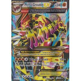 Carte Pokemon - Primo-Groudon Ex -151/160