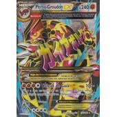 Carte Pokemon - Primo-Groudon Ex -151/160