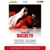 Verdi, Giuseppe - Macbeth de Bruson/Zampieri/Morris/O'neil/Sinopoli/+