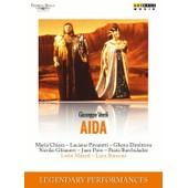 Verdi, Giuseppe - Aida de Chiara/Pavarotti/Dimitrova/Maazel/+