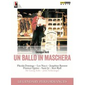 Verdi, Giuseppe - Un Ballo In Maschera de Domingo/Nucci/Barstow/Quivar/Solti/+