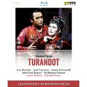 Puccini, Giacomo - Turandot de Marton/Carreras/Ricciarelli/Bogart/Maazel