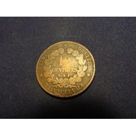 Cérès 10 cmes 1886.A d'occasion  Livré partout en France