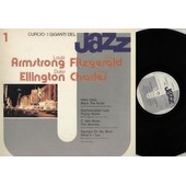 I Giganti Del Jazz - Armstrong, Fitzgerald, Ellington, Charles - Louis Armstrong, Ella Fitzgerald, Dute Ellington, Ray Charles