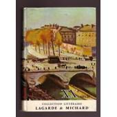 Xxe Si�cle - Les Grands Auteurs Fran�ais Du Programme. Tome 6 De La Collection Litt�raire Lagarde & Michard. de LAGARDE Andr� et MICHARD Laurent