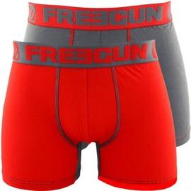 Boxer Freegun En Coton Pack De 2