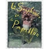 Le Scaphandre Et Le Papillon. V�ritable Affiche De Film De Cin�ma 120x160 Cm